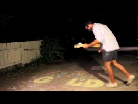 Abandon Kansas - Turn It To Gold (OFFICIAL LYRIC VIDEO)