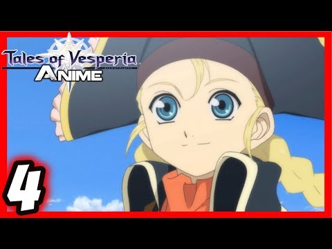 Tales Of Vesperia: Definitive Edition Anime [4] Monster Dungeon [CC]