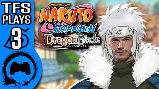 NARUTO DRAGON BLADE CHRONICLES Part 3 - TFS Plays - TFS Gaming