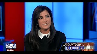 Dana Loesch • Countdown To Election Day • Hannity • 10/21/14 •