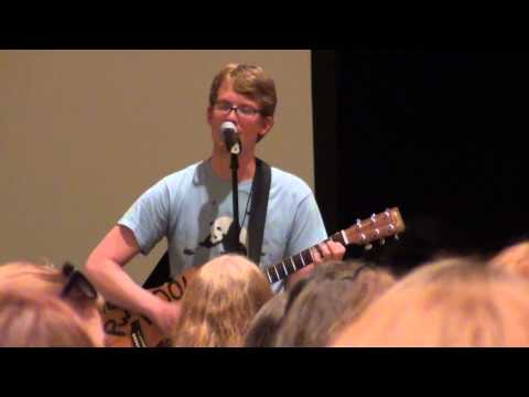 I Know (Live) - Hank Green - LeakyCon 2011