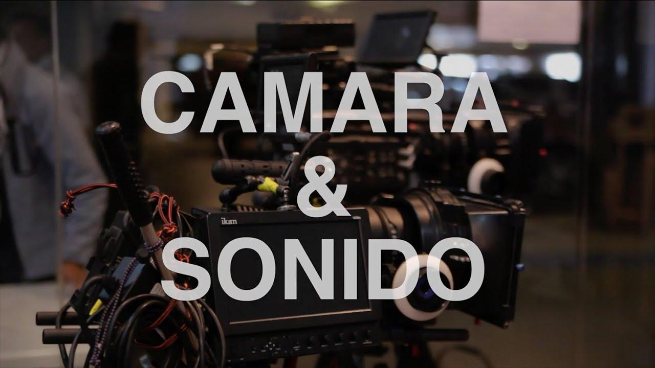 """CAMARA & SONIDO - Tras las Escenas de """"Engaño a Primera Vista"""" - (Making of Deceit at First Sight)"""