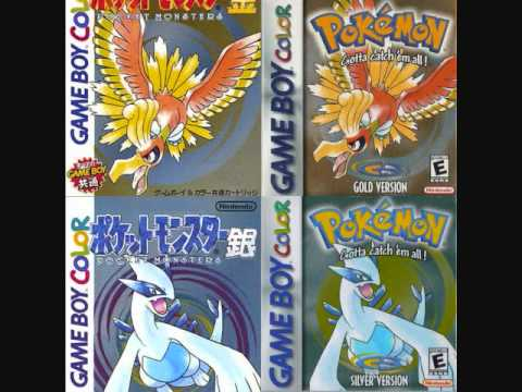 Route 3 (STEREO) - Pokémon Gold/Silver/Crystal