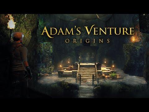ADAM'S VENTURE: ORIGINS • #01 - Das Abenteuer beginnt | Let's Play