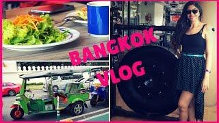 Bangkok Thailand Travel Vlog #2 Hotel Tour, Breakfast Buffet, Tuk Tuk, SkyTrain, OOTD, Street Shops