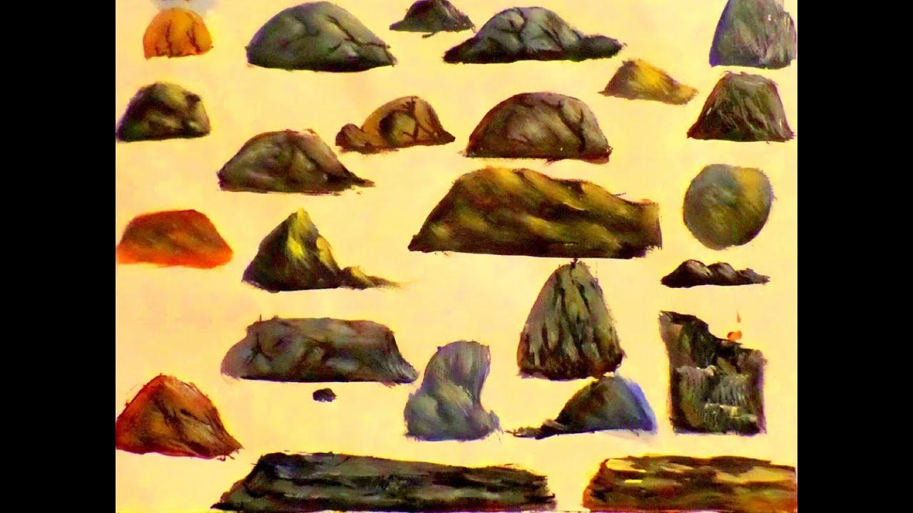 Acrylic Paint To Paint Rocks