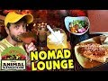 NOMAD LOUNGE! Disney's Animal Kingdom - Amazing Food & Drink in Walt Disney World!