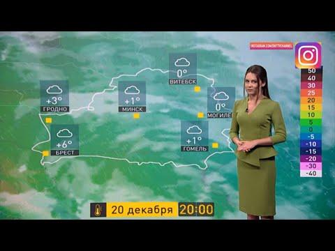 Прогноз погоды на 20 декабря: тепло остается с белорусами!