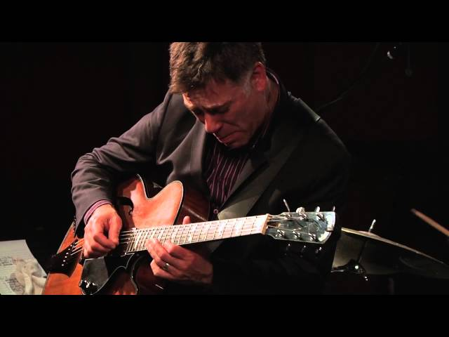 "Peter Bernstein and the Lori Mechem Trio - "" Nobody Else But Me"""
