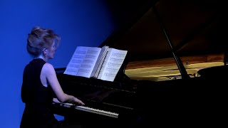 "Shira  Legmann performs Giacinto Scelsi: Suite no. 9 ""Ttai"""