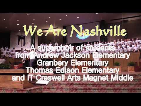 We Are Nashville Concert Performance
