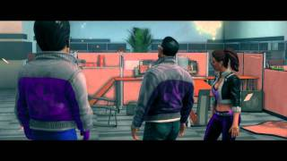 Saints Row: The Third PC: First Mission Gameplay (Max Settings 1080p)
