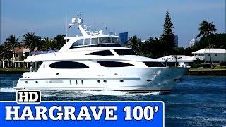 Hargrave 100' Yacht | PERFECT HARMONY