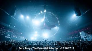 Pete Tong - The Essential Selection - 25.10.2013 [Part 1]