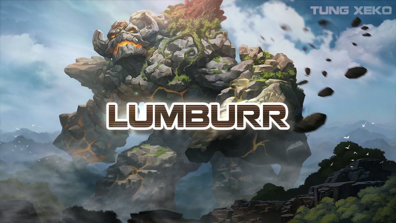 Hướng dẫn chơi Tướng Lumburr - Khổng Lồ Lục Địa - Liên Quân Mobile - Realm of Valor