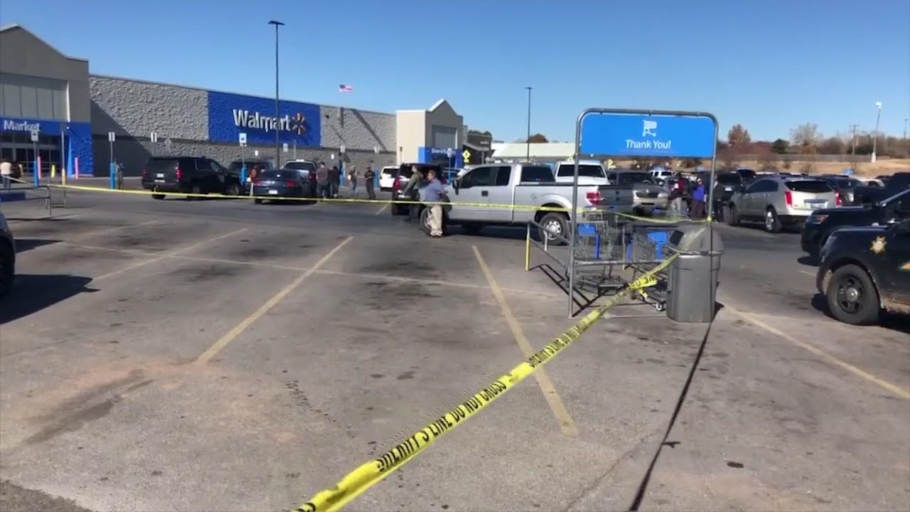 Police chief: 3 people killed in Oklahoma Walmart shooting