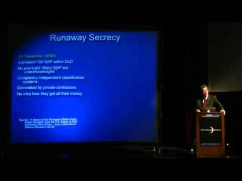 Richard Dolan Secret Space Program Conference Amsterdam (2011)