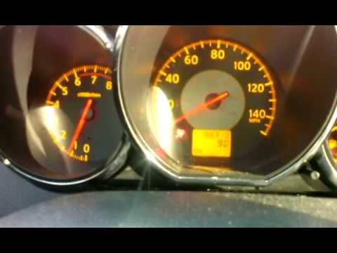Reset airbag light 2006 Nissan Altima when the key trick ...
