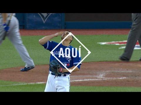#AQUI: Roberto Osuna