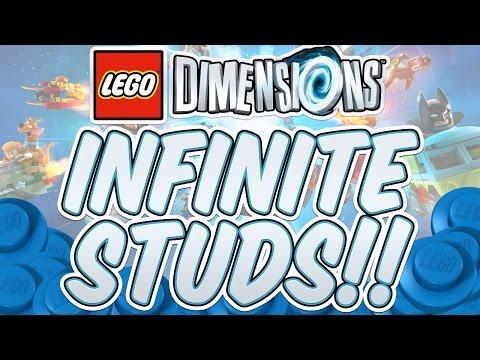LEGO Dimensions - Infinite Studs!!