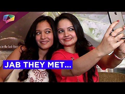 When Preetika Rao met her admirer Giaa Manek. Part-1