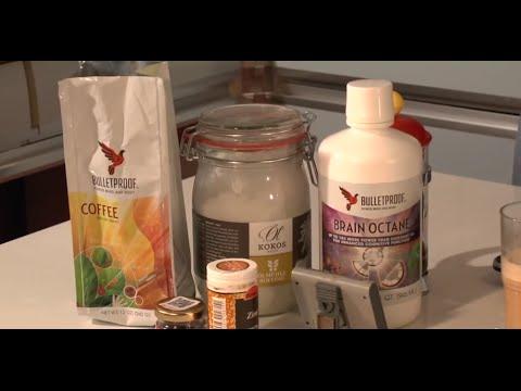 Wie macht man Bulletproof Coffee - Anleitung - YouTube