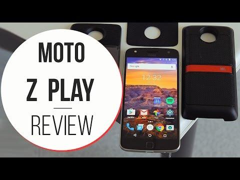 Moto Z Play + Moto Mods Recensione | Lui può tutto