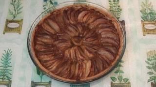 Apple Tart (tarte Aux Pommes) Recipe