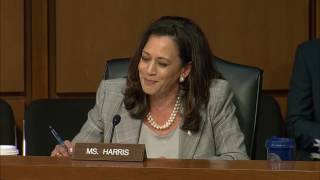 Sessions to Harris: 'Rushed' questioning 'makes me nervous' Free HD Video