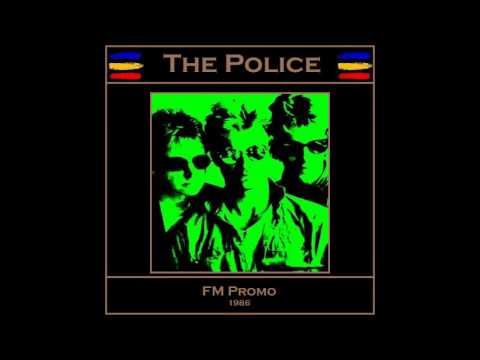 The Police- Fall 1986 Radio Interview FM USA Radio (music clipped for copyright reasons)