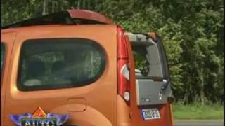 Renault Unveils New Kangoo Be Bop
