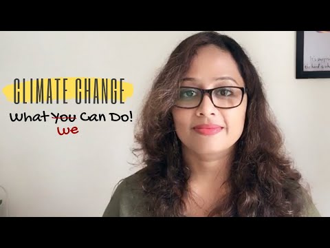 Climate Change - What You Can Do! | Climate Change Action