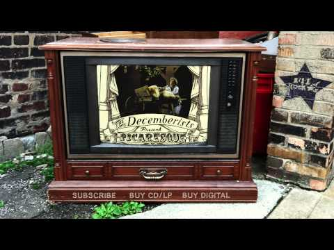The Decemberists - The Mariner's Revenge Song (from Picaresque)
