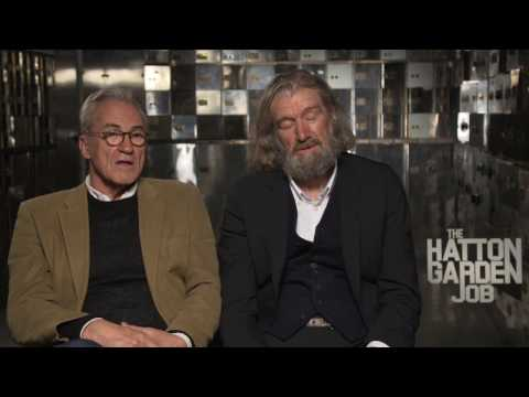 The Hatton Garden Job : Larry Lamb & Clive Russell