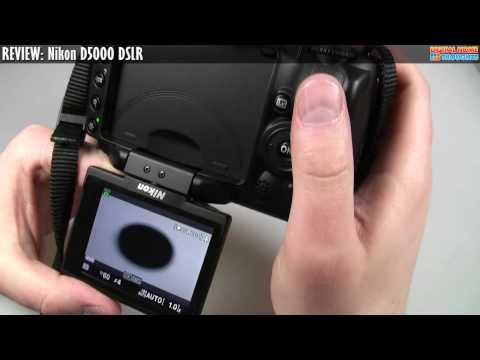 REVIEW: Nikon D5000 DSLR