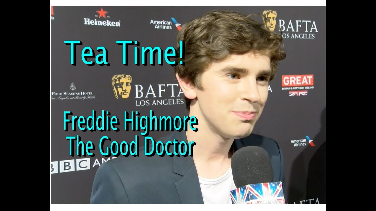 2018 Golden Globes: Freddie Highmore ('The Good Doctor') will be 33rd winner ...