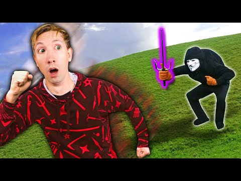 CWC CHASED by HACKER SPY & NINJA BATTLE ROYALE (I Crash Project Zorgo Meeting with PZ4 Riddles)