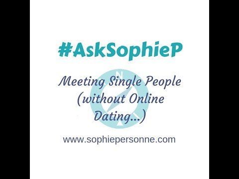 Meeting Single People (without Online Dating...)
