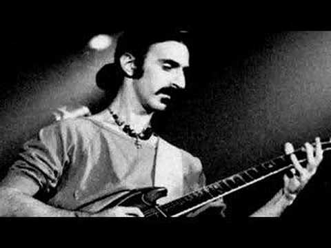 FRANK ZAPPA - The Ocean Is The Ultimate Solution