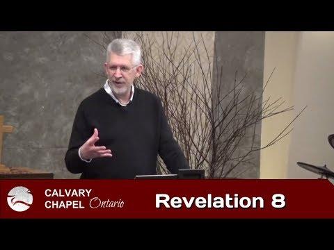 Revelation 8 • The Seventh Seal and the Golden Censer
