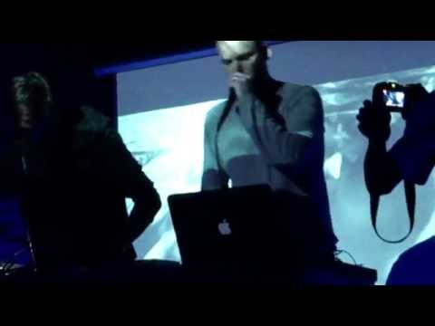 Cremation Lily and False Moniker [live] at dich bar, moscow, september 30 2016