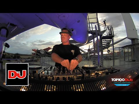 Plastik Funk Live From The Top 100 DJs Virtual Festival 2020