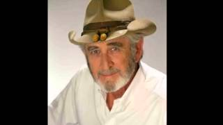 Don Williams ♥  You Love Me Through It All ♥
