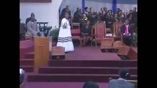 Dr. Juanita Bynum - A Week In Prayer 2014