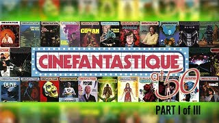 Cinemafantastique 50th Anniversary Panel part 1 of 3