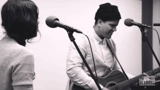 "Johnnyswim ""Diamonds"" - Pandora Whiteboard Sessions"