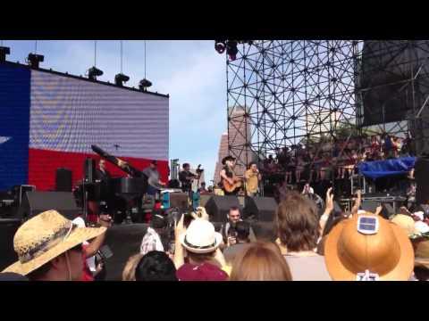 Willie Nelson #fpsf 2012