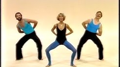 Jazzercise 1982 Original Workout 80s Video FUNNY COMPILATION Judi Sheppard Missett