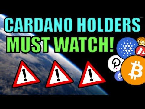 CARDANO HOLDERS GETTING RICH! (ADA HITS $2) MAJOR BITCOIN, ETHEREUM, BINANCE & CRYPTOCURRENCY NEWS