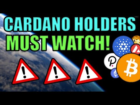 CARDANO HOLDERS GETTING RICH! (ADA HITS $2) MAJOR BITCOIN, ETHEREUM, BINANCE \u0026 CRYPTOCURRENCY NEWS